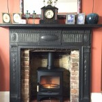 wood stoves london