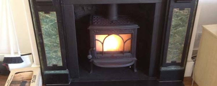 wood stoves installation and burning stoves