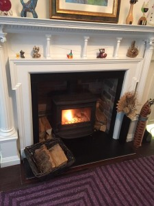 fireplaces london