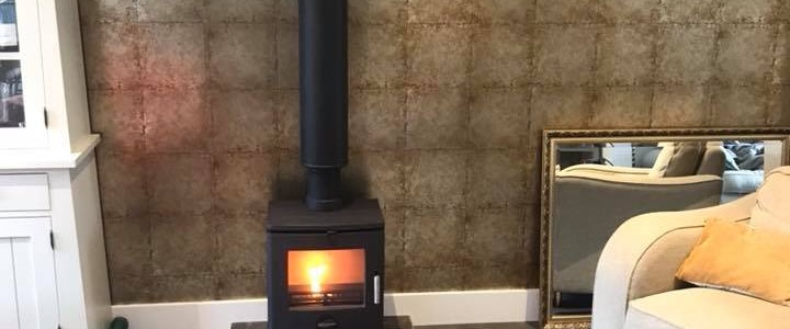 wood burning stoves London